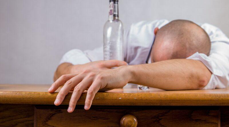 Consumo excessivo de alcool