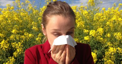 Alergia durante a pandemia