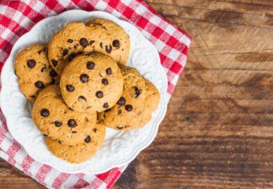 Doces saudáveis e práticos: receita de cookies
