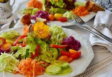 """""""Prato colorido"""" é garantia de uma refeição equilibrada"""