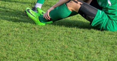 Lesões durante atividades físicas