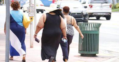 Mulheres obesas