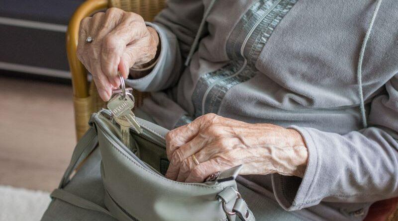 Demência idosos