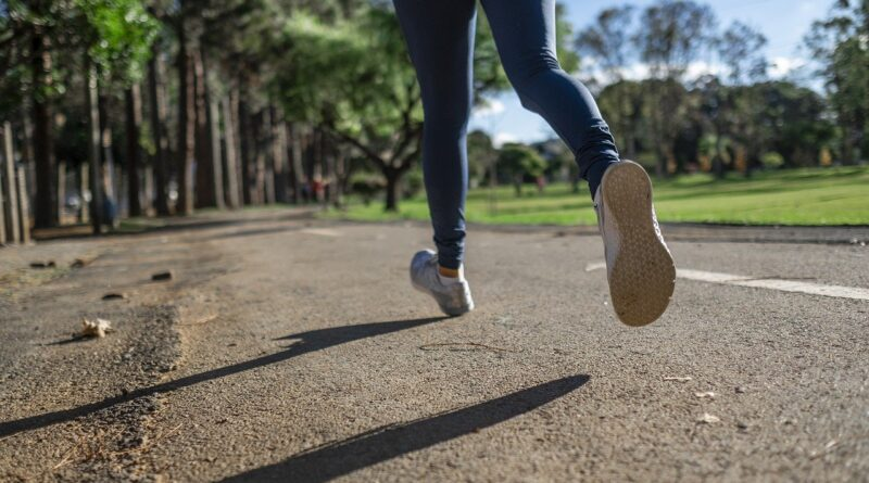 Começar a correr