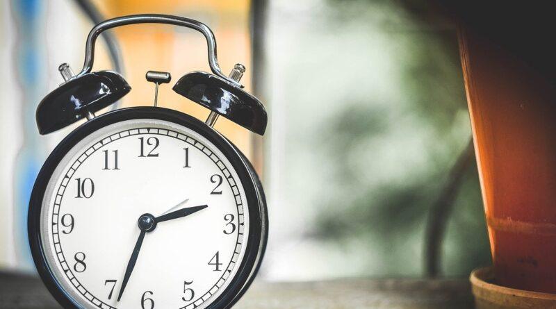 O poder do tempo sobre os objetivos financeiros