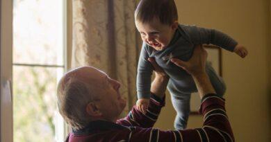 A importância dos avós na convivência familiar