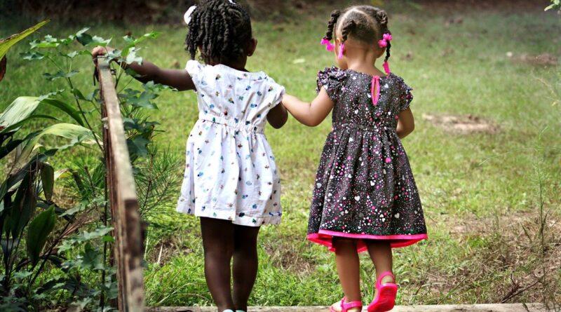 Desenvolvimento das crianças